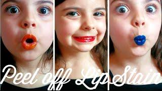 DIY: Peel Off Lip Stain!!!