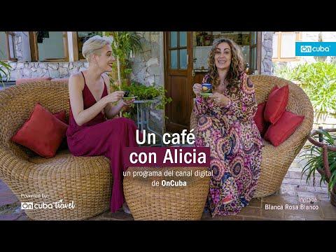 Un café con Alicia: Blanca Rosa Blanco, el amor y otras historias