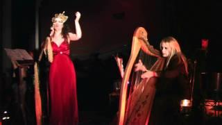 Scarborough Fair; Angels of Venice; Carol Tatum and Christina Linhardt