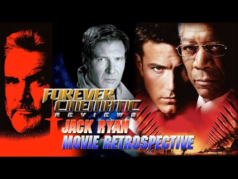 JACK RYAN Movie Franchise Retrospective - Forever Cinematic Reviews