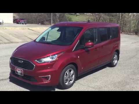 The 2019 Ford Transit Connect TITANIUM: What You Need To Know