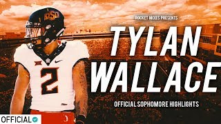 Best WR in College Football - Tylan Wallace || Official Sophomore Highlights