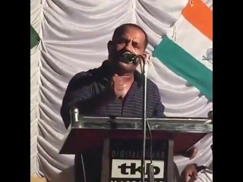K.M.Shaji Latest Speech 2016