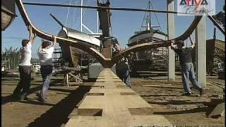Estaleiro Maccarini Ship Yard Cantieri Navegantes SC Brasil