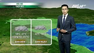 VTC14   Thời tiết tổng hợp 05/11/2017  Miền Trung lại phải đối mặt với một đợt mưa lớn diện rộng mới