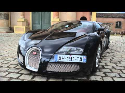 Bugatti Veyron Grand Sport in Saint Tropez