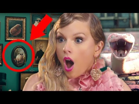 All The Easter Eggs In Taylor Swift 'ME!' Music Video Mp3