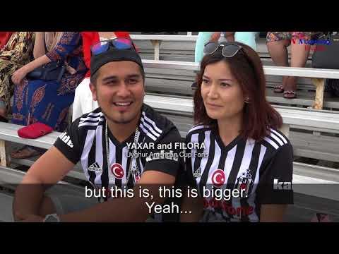 Uyghur American Football Cup 2018