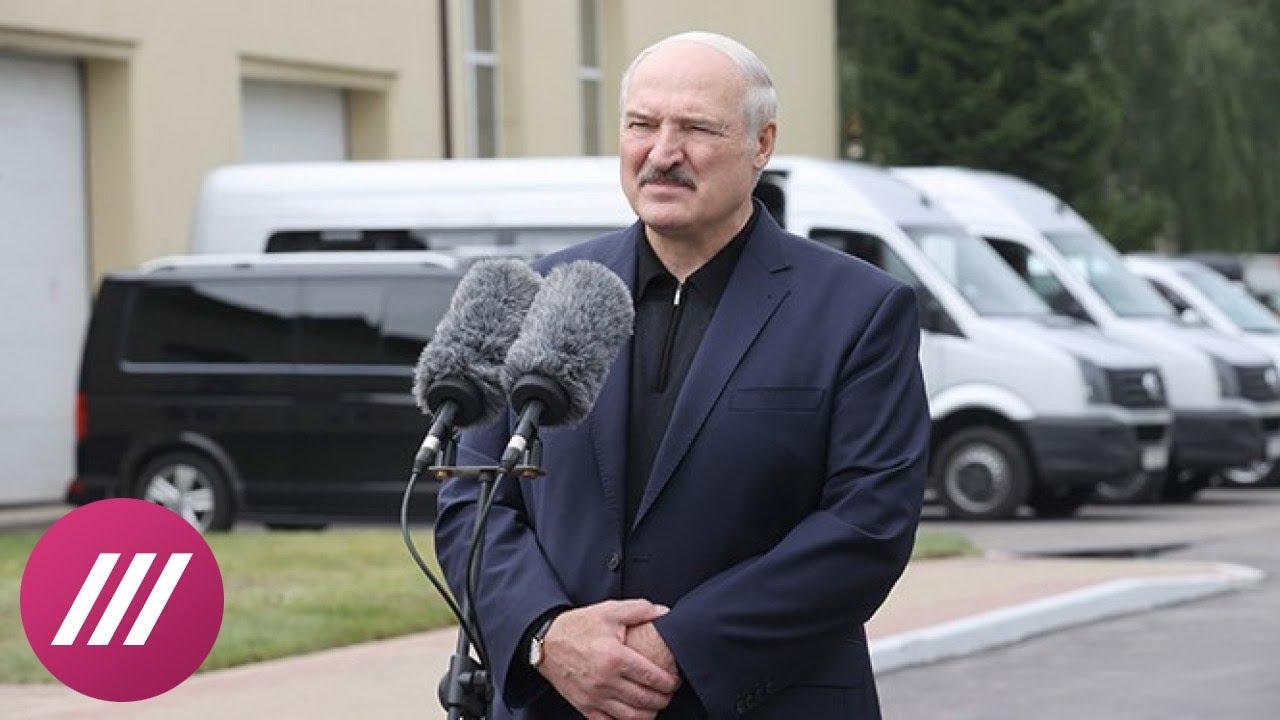 Революция идет на спад? Кажется, что Лукашенко все больше укрепляет свои позиции.
