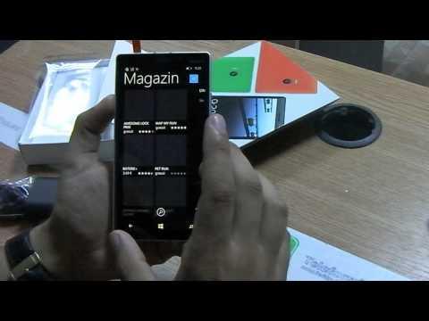 Nokia Lumia 930 Review HD ( in ROmana ) - www.TelefonulTau.eu -