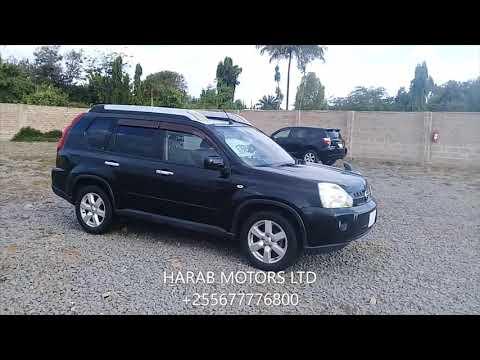 Nissan X-Trail 2008 available in Tanzani at Harb Motors ltd-2307