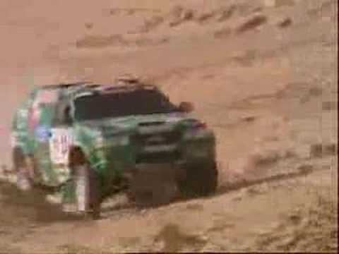 Dakar Rally - 2006 - Frontera