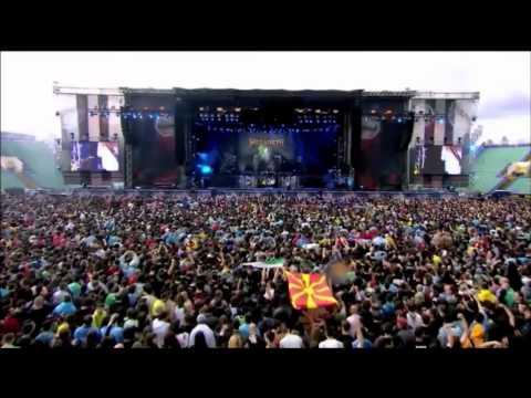 Megadeth - A Tout Le Monde (Set me free) Live BF (Sub Español & English)