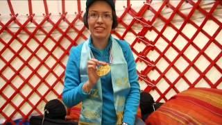 Седьмая золотая медаль сборной Казахстана