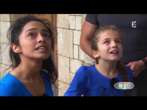 Les kids united font Fort Boyard