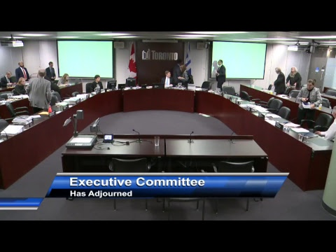 Executive Committee - January 24, 2018 - Part 2 of 2