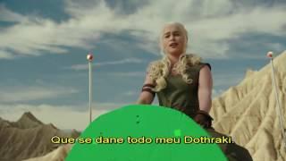 Game of Thrones   Erros de gravações