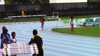Claude Shepherd- 9/10 boys 800m - Icahn Stadium NY -Youth Challenge Series Meet 3