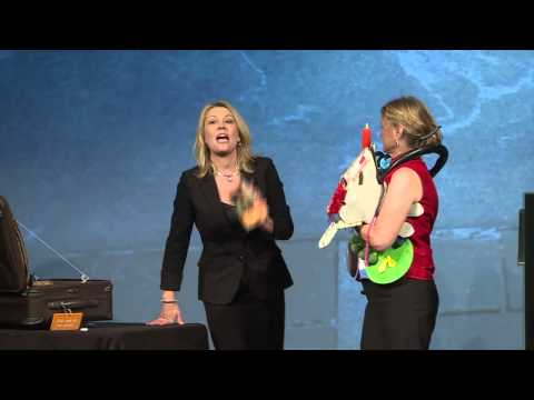 Funny Day in the Life of School Nurses - Motivational Speaker Colette Carlson