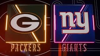 Madden 20 Simulation - Green Bay Packers vs New York Giants - Simulation Nation