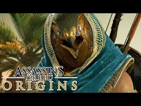 Assassin's Creed Origins Gameplay German #31 - Ich bin Vogelmann