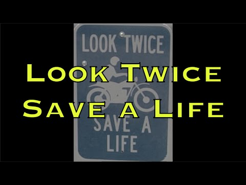 Look Twice, Save a Life - It doesn't work!