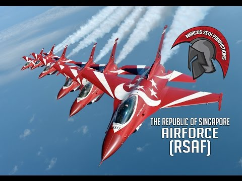 The RSAF (Republic Of Singapore Airforce)