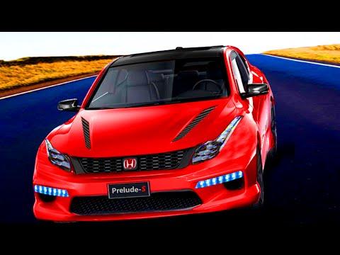 Honda Prelude Concept 2017 YouTube