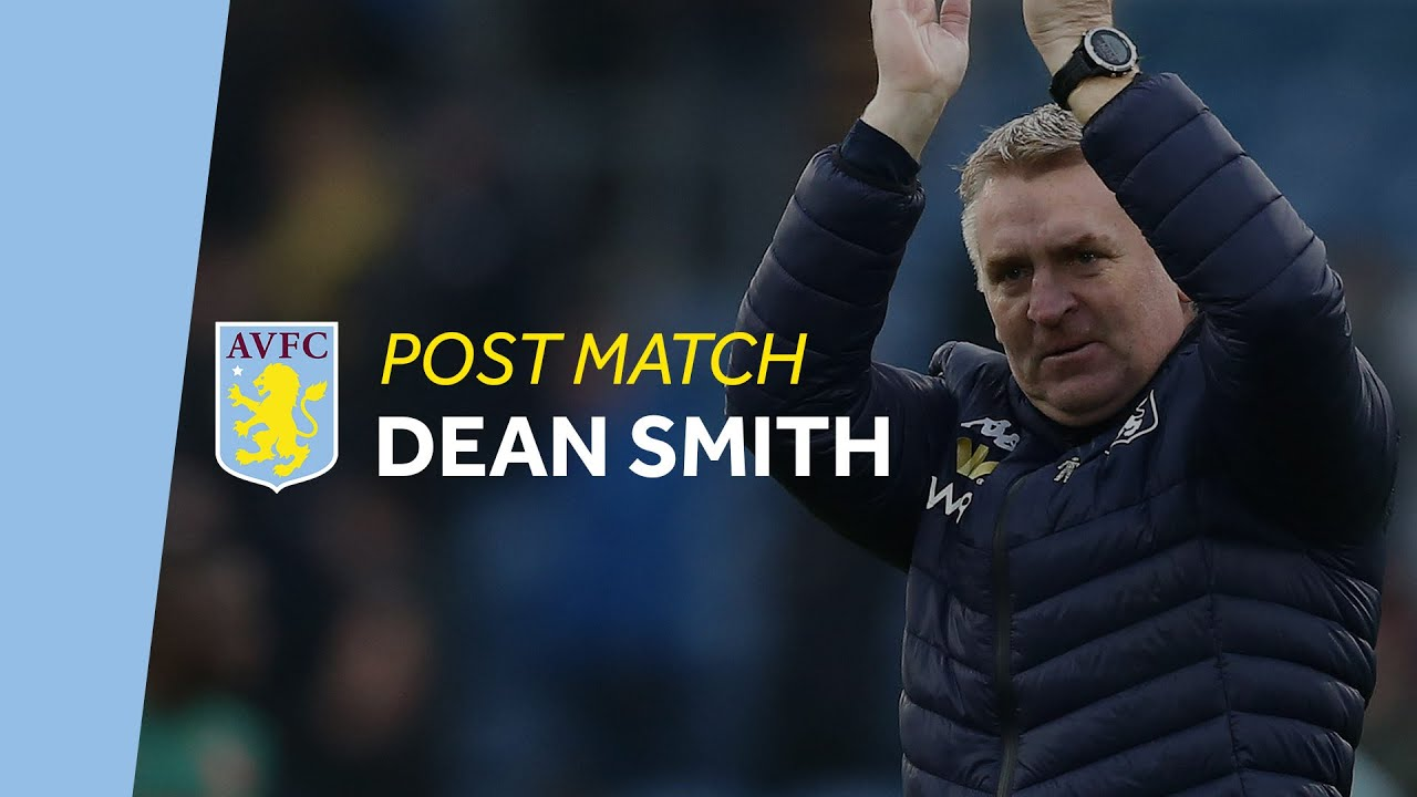 POST MATCH | Burnley win delights Dean Smith