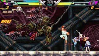 MUGEN Tag Tournament - Castlevania Boss Battle