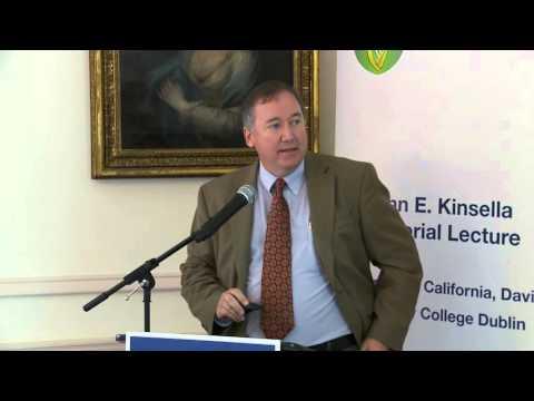 Professor David Mills, Professor of Food Science, University of California, Davis
