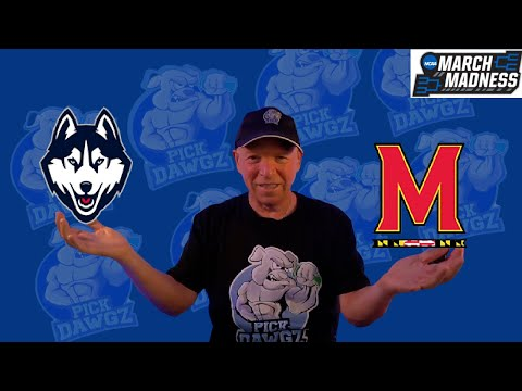UConn vs Maryland 3/20/21 Free College Basketball Pick and Prediction NCAA Tournament