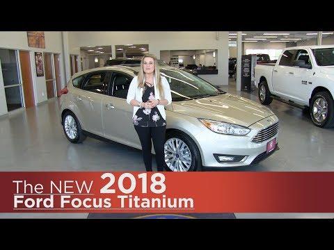 New  Ford Focus Titanium - Minneapolis, Brooklyn Park, Elk River, St Paul, St Cloud MN | Review