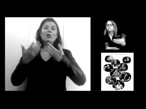 Preview launch ||| It Fell on Deaf Ears ||| A Video Graphic Novel in Quebec Sign Language