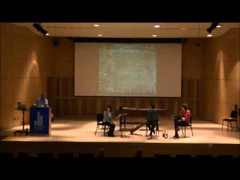 Early Music Workshop with La Fontegara
