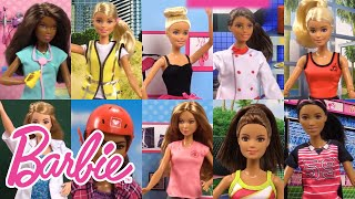 Top 10 Barbie Careers | Barbie Careers | Barbie