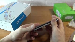 Распаковка посылки с самым дешевым планшетом и телефоном Leagoo lead 4