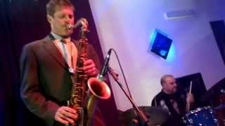 "Eric Alexander & Peppe Merolla 4tet ""The Night Has a Thousand Eyes """