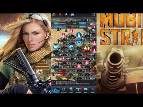 Mobile Strike 740 MILLION POWER ZEROED
