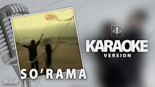 Benom - So'rama [Official Instrumental] KARAOKE version | Беном - Сурама [Минус] Караоке версия