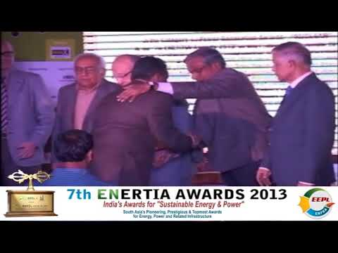 Watch the Power Packed 7th ENERTIA Awards 2013   The Metropolitan Hotel New Delhi
