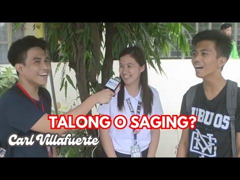 TALONG o SAGING? HAHAHA LAPTRIP! | Interview #4