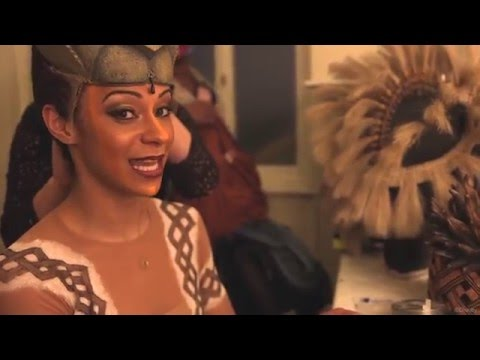Behind The Scenes With The Lion King Cast: Tonight At The London Palladium