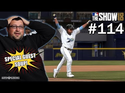 SOUP IS HERE FOR THE BEST GAME EVER! | MLB The Show 18 | Softball Franchise #114