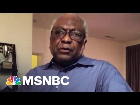 House Majority Whip Jim Clyburn On Senate Prospects For Voting Rights Legislation   MSNBC