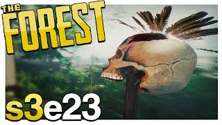 UPDATE! CUSTOM WEAPON UPGRADES & VAULT DOOR CHANGES? | The Forest Gameplay S3E23 (Alpha v0.37)