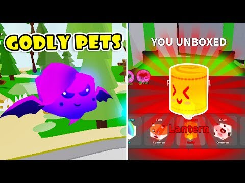 NEW GEM CODES & GOT 2 GODLY PETS In GHOST SIMULATOR! [Roblox]