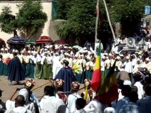 Axum, Ethiopia Festival Maryam Tsion 3
