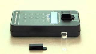 Fluorometer Qualitative Calibration: In Vivo Chlorophyll