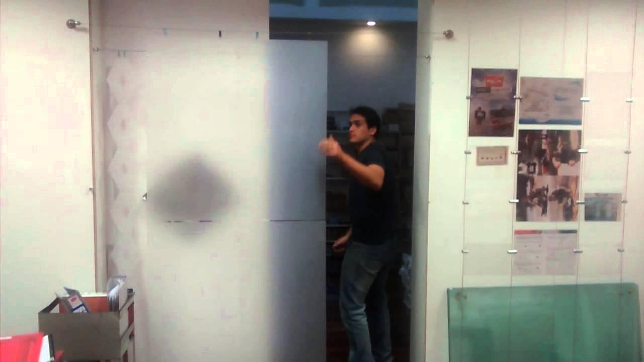 Divisor separador de ambientes translucidos youtube - Separador de ambientes ...
